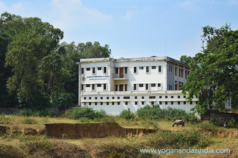 The YSS college is next to the boys school.