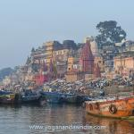 Varanasi, or Benares, formerly known as Kashi, is one of the oldest living cities in the world. Built on the banks of the sacred Ganges, steeped in a rich and ancient culture, Varanasi is considered as the spiritual capital and holiest city of India and has been home to countless great saints and sages. It is from this spiritual center that the ancient science of spiritual awakening, Kriya Yoga, was reintroduced to the world in the 1860's by Sri Lahiri Mahasaya.