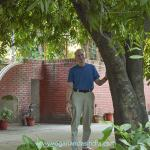 "At the Keshavashram we were told that this is the tree where Lahiri Mahasaya appeared to Keshabananda a few days before the blessed guru's physical demise. ""Come at once to Benares"", he said."