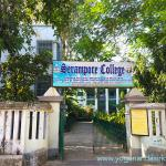 Christian missionary college where Sri Yukteswar attended before transferring to medical college in Calcutta. Years later Yogananda completed his college and received his BA degree here.