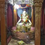 He was a wandering naga (naked monk) of the Dasnami order of Adi Shankara and is considered a very great saint. Totapuri Maharaj, also known as Digambar Baba, spent the last 40 years of his life doing sadhana (spiritual practice) at the top of an isolated sand dune in Puri, and gave up his mortal form in 1961. The ashramites of the Advaita Brahma Ashram say that Totapuriji also met Swami Sriyukteswar, which makes sense as they lived in the same city and Sriyukteswarji was always very keen on meeting saints