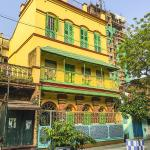 4 Garpar Road where Yogananda lived during his teen age years.