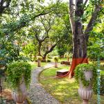The gardens cover many acres with paths for quiet meditative walks and benches beneath the trees for contemplation. Yogananda wanted his centres to be beautiful and personally oversaw planting of gardens and development of the property.